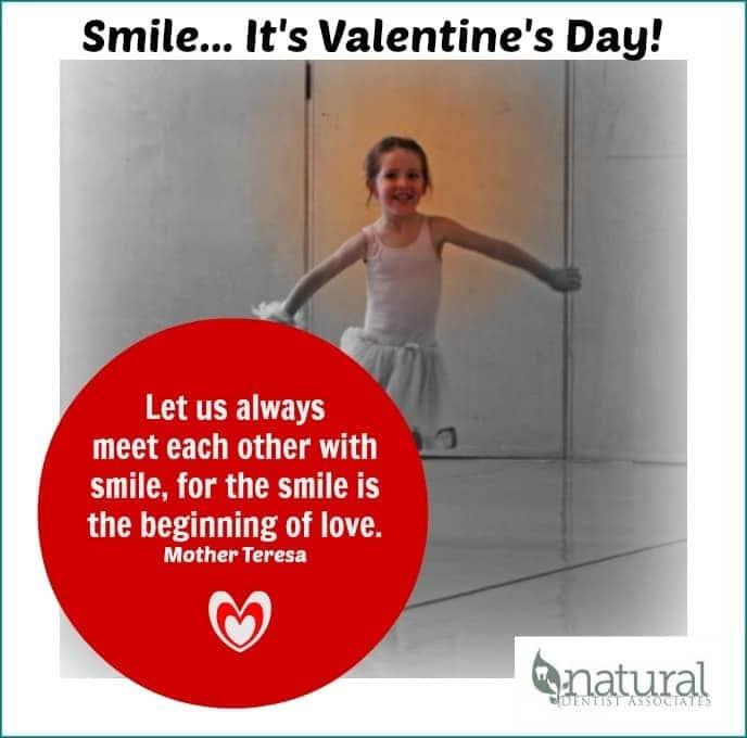 Smile it's Valentine's Day