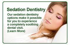 dentist who sedates in Rockville MD